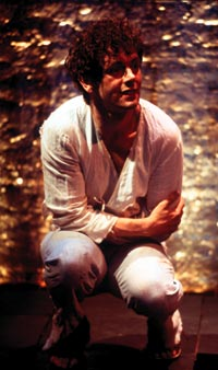 Michael Sheen in Caligula (Donmar, 2003)
