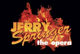 Jerry Springer - The Opera, logo